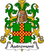 Coat of Arms from France for Autremont