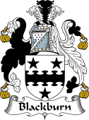 English Coat of Arms for Blackburn