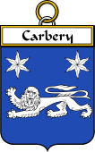 Irish Badge for Carbery