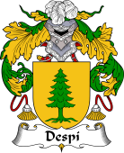 Spanish Coat of Arms for Despí