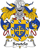 Portuguese Coat of Arms for Soutelo