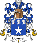 Coat of Arms from France for Bonnet