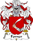 Spanish Coat of Arms for Forner