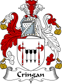 Scottish Coat of Arms for Cringan or Crinan