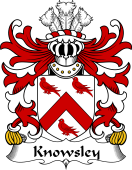 Welsh Coat of Arms for Knowsley (English of Flint)