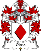 Polish Coat of Arms for Okno