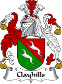 Scottish Coat of Arms for Clayhills