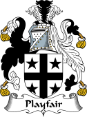 English Coat of Arms for Playfair
