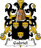 Coat of Arms from France for Gabriel