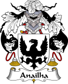 Portuguese Coat of Arms for Anailha