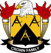 American Coat of Arms for Crown