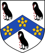 Coat of Arms from France for Cranmer