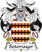 Spanish Coat of Arms for Sotomayor