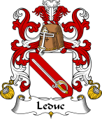Coat of Arms from France for Duc (le)