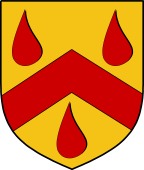Coat of Arms from France for Goodenough
