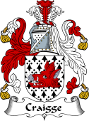 Scottish Coat of Arms for Craigge