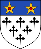Coat of Arms from France for Clinton