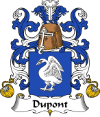 Coat of Arms from France for Dupont