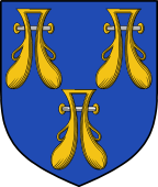 Coat of Arms from France for Bugge or Bugg