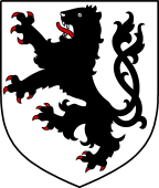 Coat of Arms from France for Cressey or Cressy