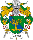 Spanish Coat of Arms for Loris