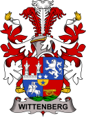 Swedish Coat of Arms for Wittenberg