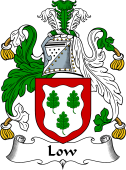 Scottish Coat of Arms for Low