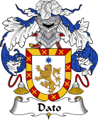 Spanish Coat of Arms for Dato