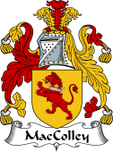 Irish Coat of Arms for MacColley