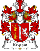Polish Coat of Arms for Kryspin