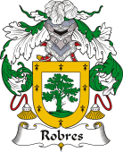 Spanish Coat of Arms for Robres