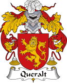 Spanish Coat of Arms for Queralt