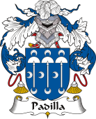Spanish Coat of Arms for Padilla