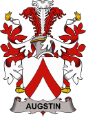 Swedish Coat of Arms for Augstin