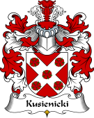 Polish Coat of Arms for Kusienicki
