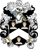 English or Welsh Coat of Arms for Vaughan