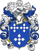 English or Welsh Coat of Arms for Vincent