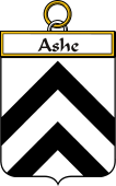 Irish Badge for Ashe