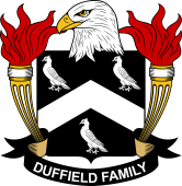 American Coat of Arms for Duffield