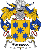 Spanish Coat of Arms for Fonseca