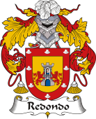 Spanish Coat of Arms for Redondo