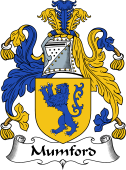 English Coat of Arms for Mumford
