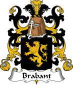 Coat of Arms from France for Brabant