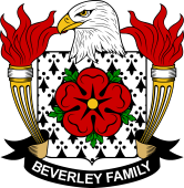 American Coat of Arms for Beverley