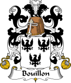 Coat of Arms from France for Bouillon