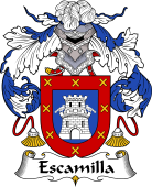 Spanish Coat of Arms for Escamilla