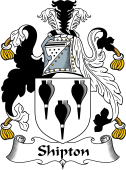 English Coat of Arms for Shipton