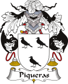 Spanish Coat of Arms for Piqueras