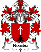 Polish Coat of Arms for Niesobia