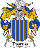 Spanish Coat of Arms for Dosrius